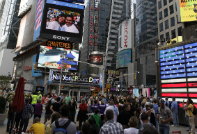 2012 Times Square Video_Feature
