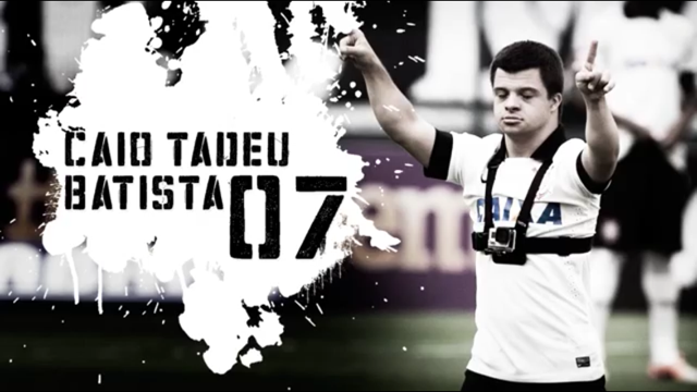 Corinthians Sign Footballer with Down Syndrome
