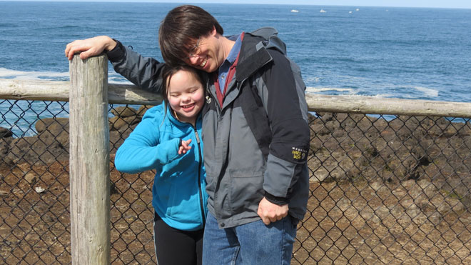 Dad aims to change views of Down syndrome in new book01