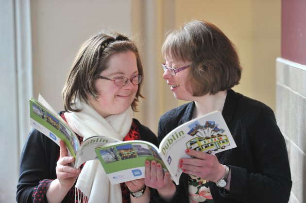 Down Syndrome Ireland create tourism guide2