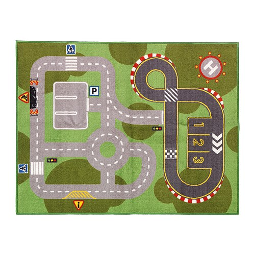 Downtown-Playmat