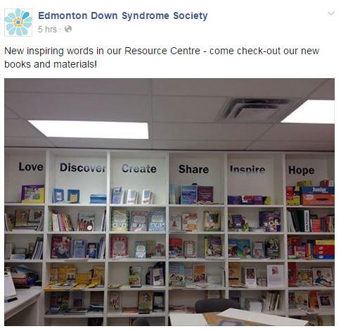 Edmonton Down Syndrome Society