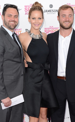 Jennifer Lawrence Honored