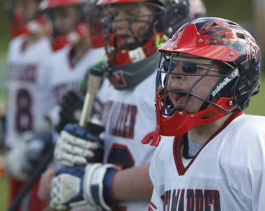 North-Warren-Regional-lacrosse-player