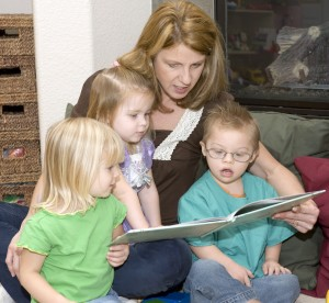 Reading Tips for Children with Special Needs