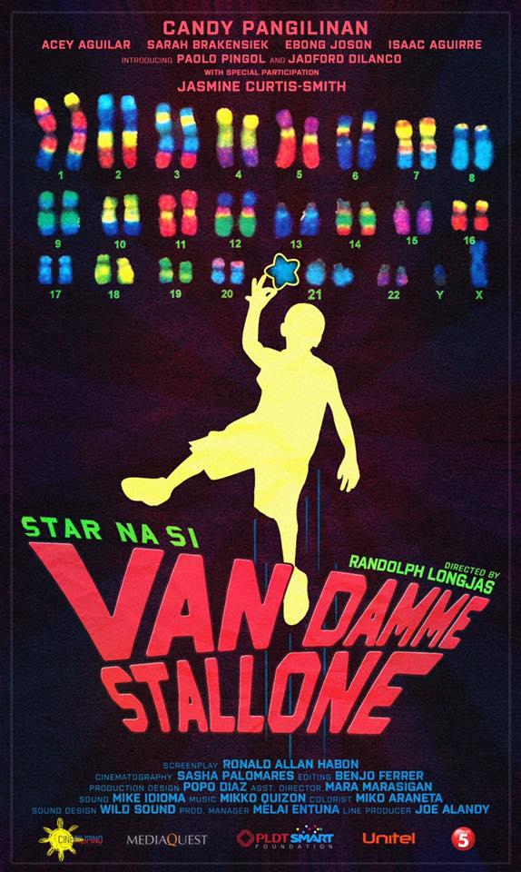 Star na si Van Damme Stallone_poster