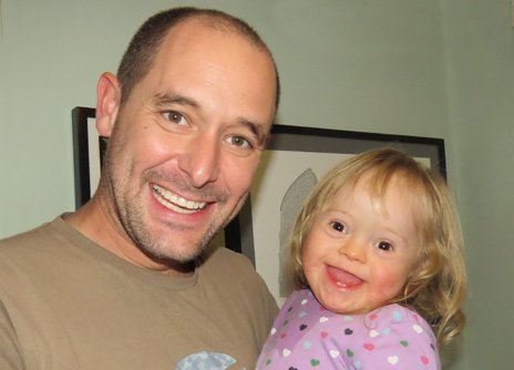 Why I write my Downs syndrome dad blog