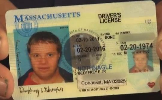 driverslicence
