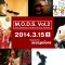 音楽フェス【M.O.D.S. Vol.2】123%楽しむ!まとめ!2014-03-01更新