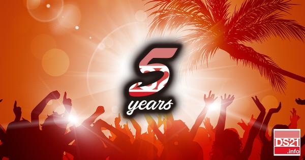 s_5 years anniversary