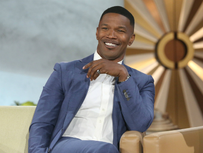 s_JAMIE FOXX TALKS ABOUT THE REAL