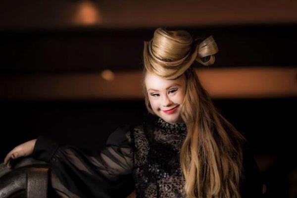 s_New York Fashion Week_Madeline Stuart