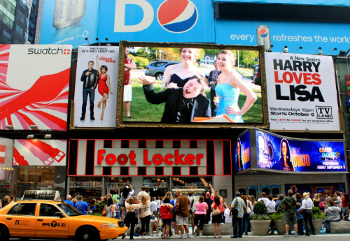 s_Times Square Video