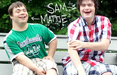 s_Two Friends With Down Syndrome2