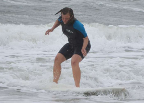 s_first Special Olympian to join Ron Jon Surf Team